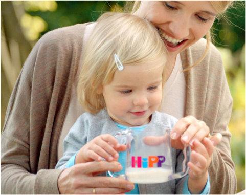 Hledání benefitu kojeneckého mléka Hipp