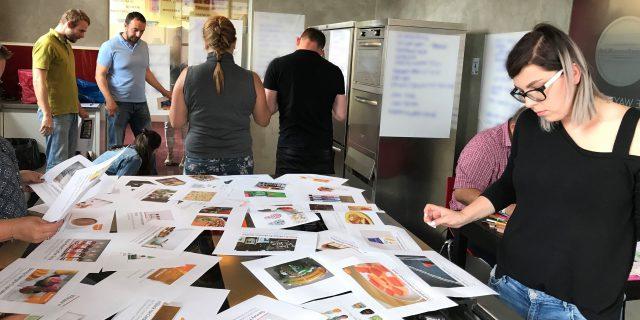 Design thinking proces